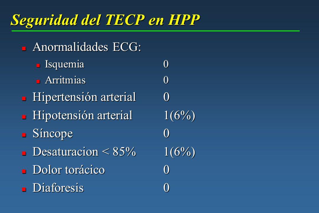 Seguridad del TECP en HPP
