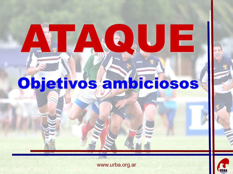 ATAQUE Objetivos ambiciosos www.urba.org.ar