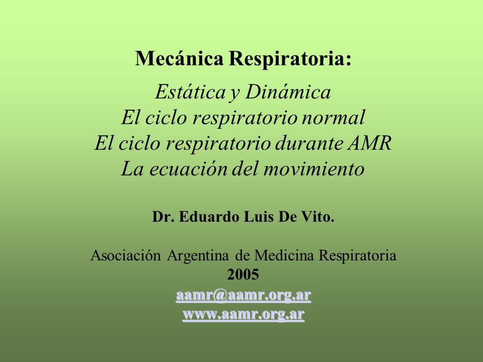 Asociación Argentina de Medicina Respiratoria