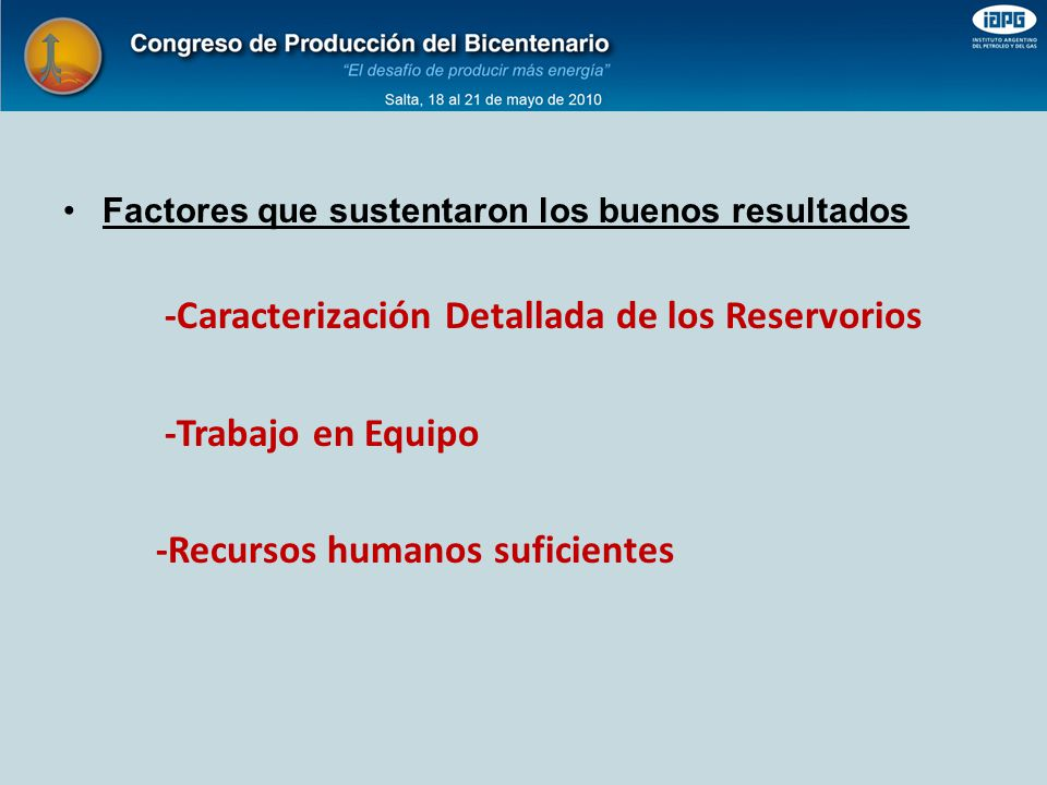 -Caracterización Detallada de los Reservorios -Trabajo en Equipo