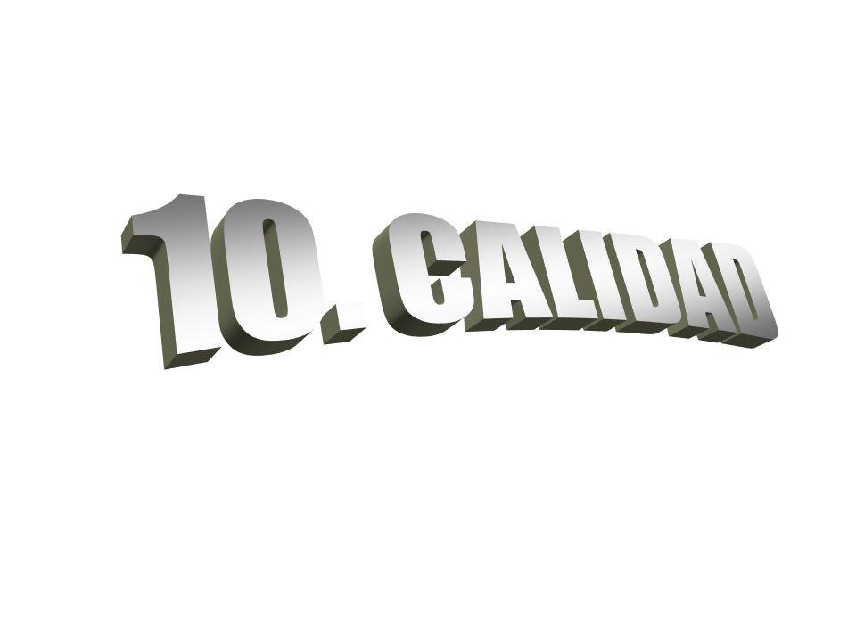 10. CALIDAD