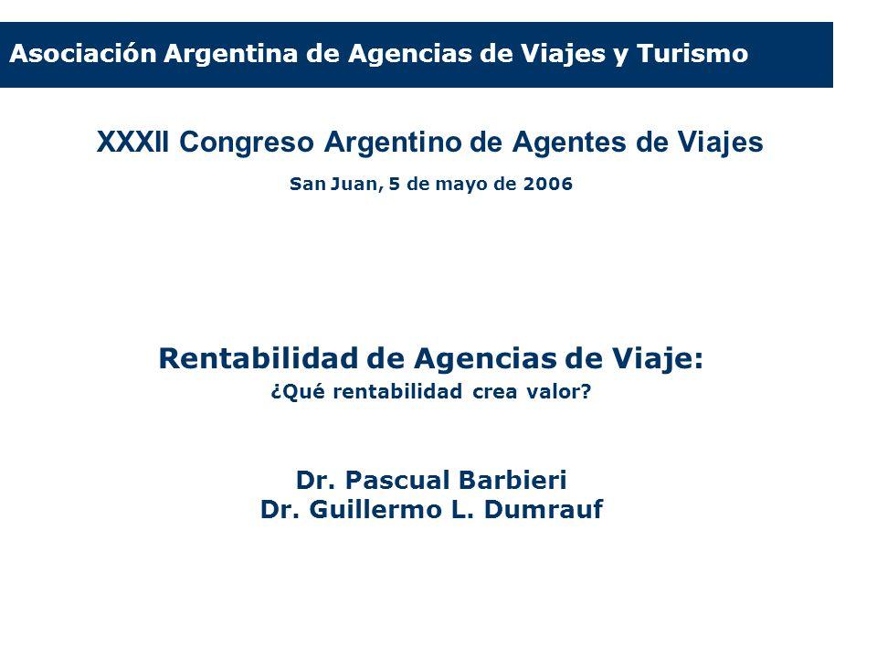 XXXII Congreso Argentino de Agentes de Viajes