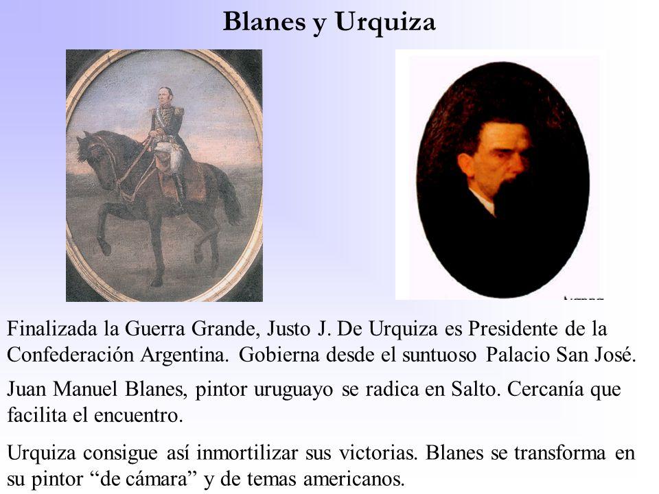 Blanes y Urquiza