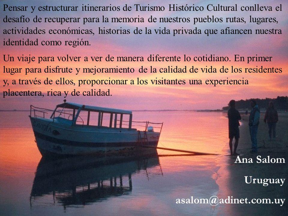 Ana Salom Uruguay asalom@adinet.com.uy