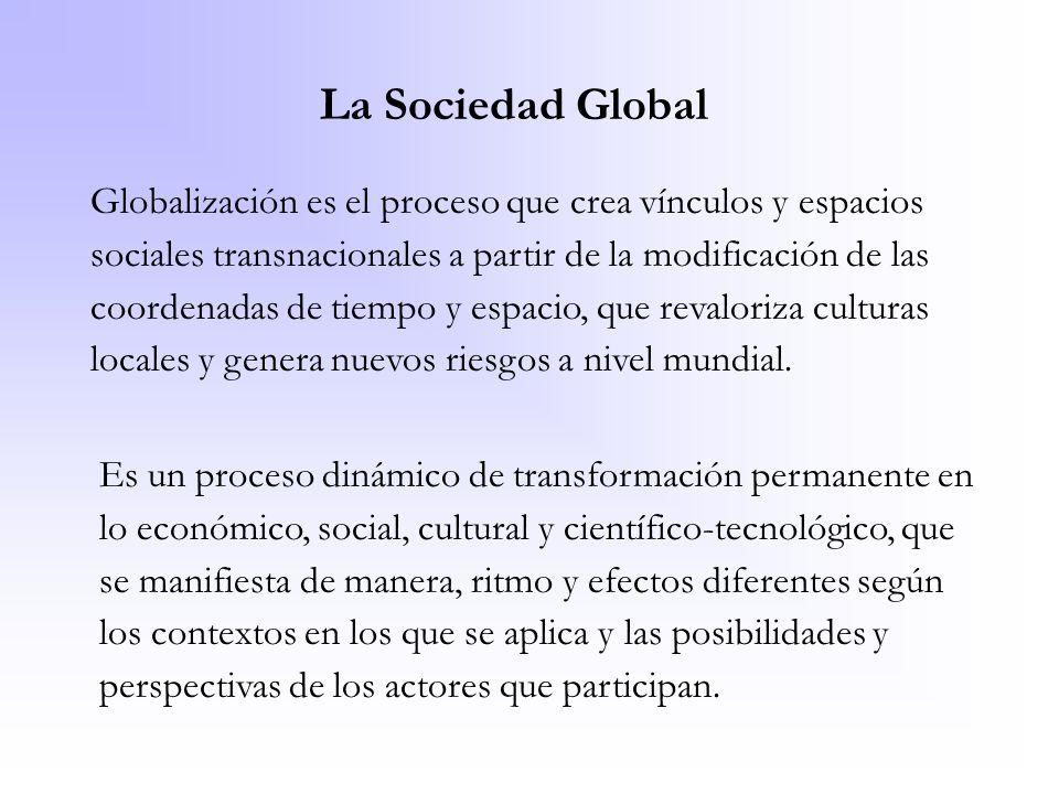 La Sociedad Global