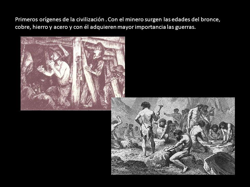Primeros orígenes de la civilización