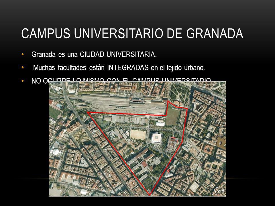 Campus Universitario de Granada