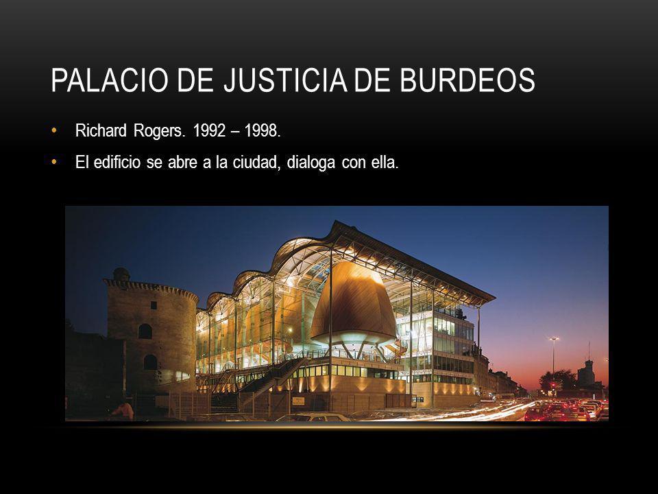 PALACIO DE JUSTICIA DE BURDEOS