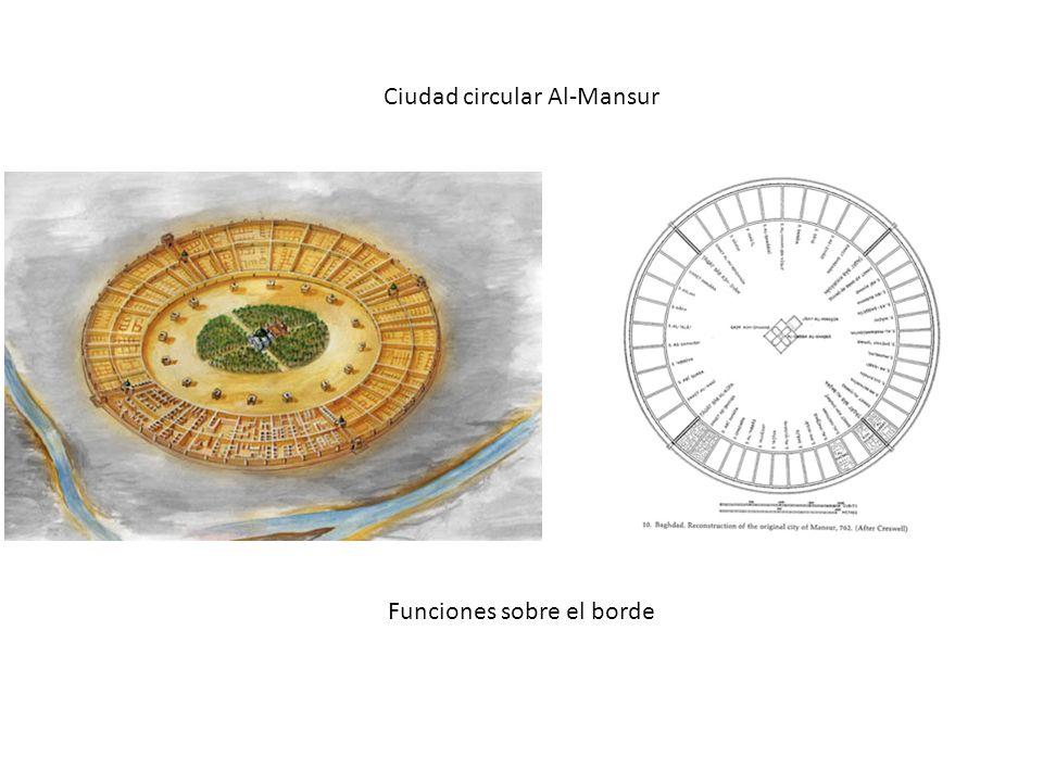 Ciudad circular Al-Mansur