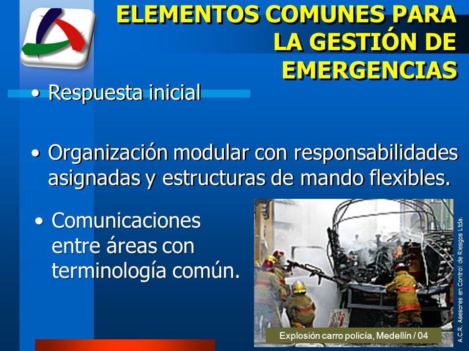 Explosión carro policía, Medellín / 04