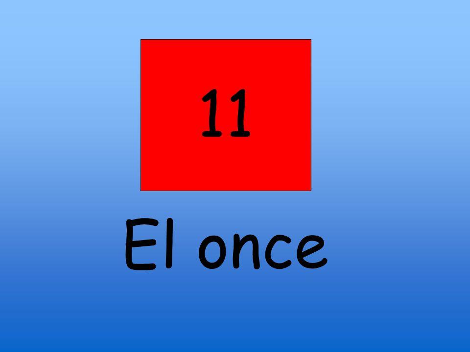 11 El once