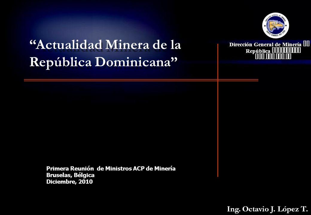 Dirección General de Minería de la