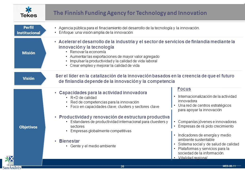 The Finnish Funding Agency for Technology and Innovation