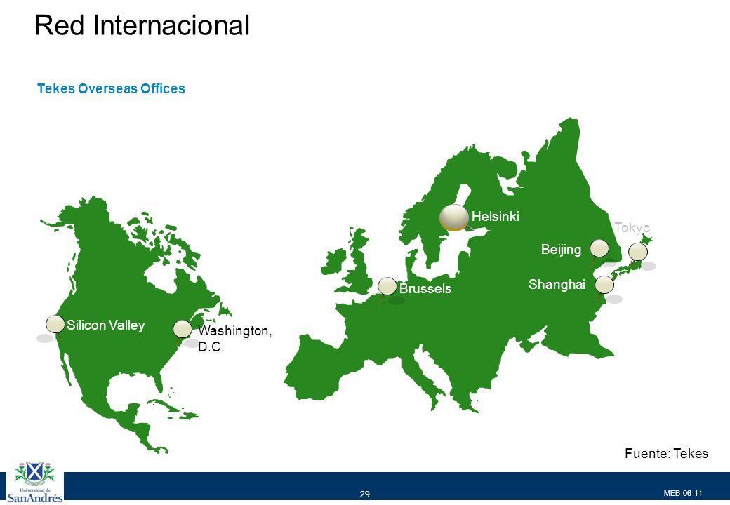 Web Tour de Finlandia – Instituciones-