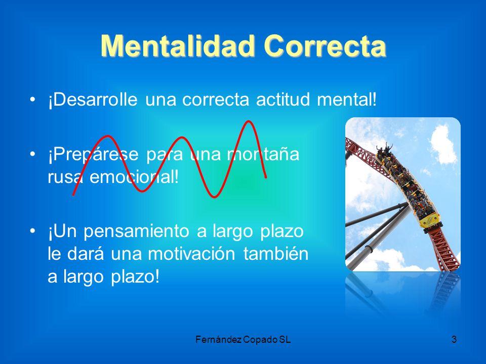 Mentalidad Correcta ¡Desarrolle una correcta actitud mental!