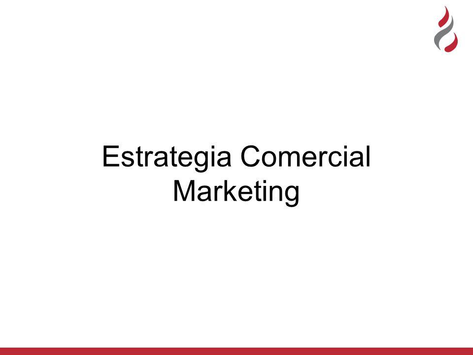 Estrategia Comercial Marketing