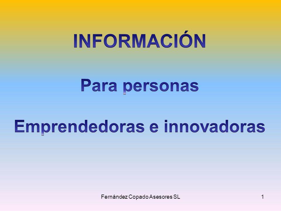 Emprendedoras e innovadoras