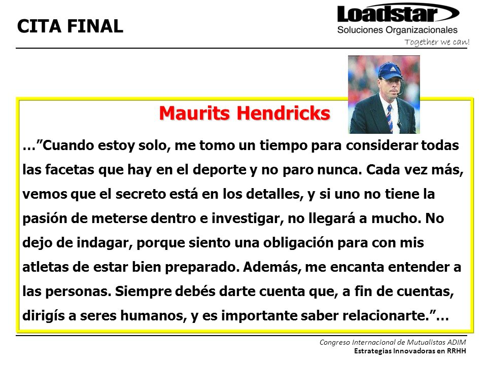 Maurits Hendricks CITA FINAL