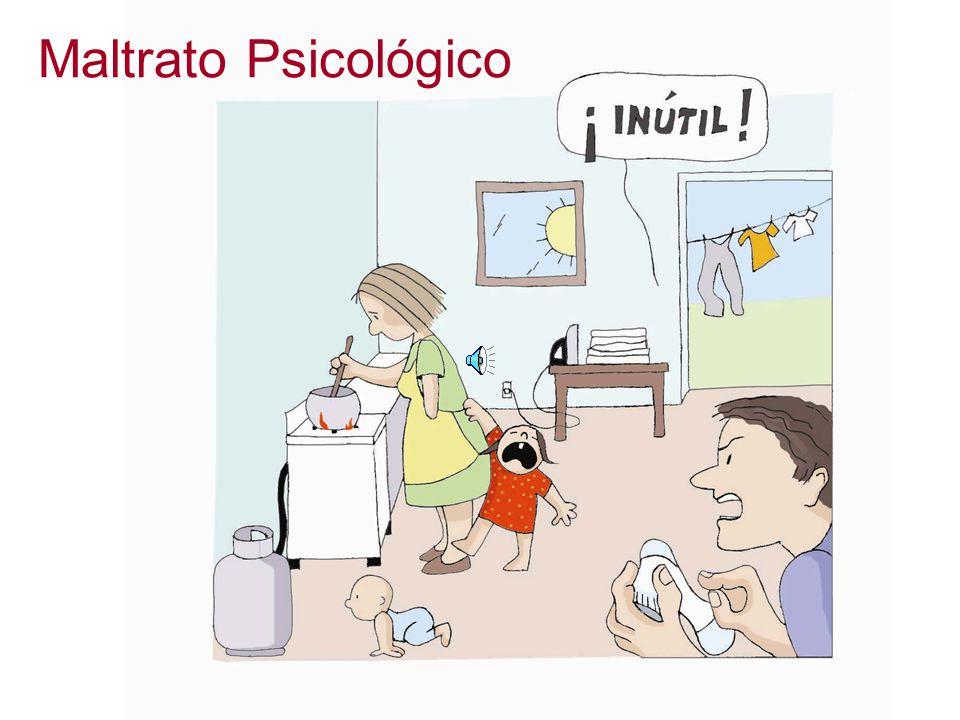 Maltrato Psicológico