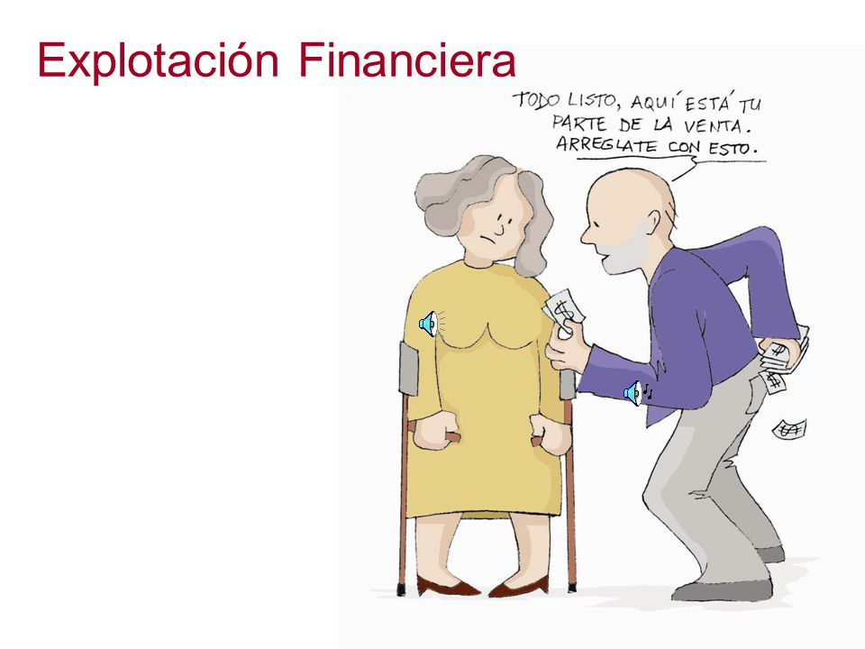 Explotación Financiera