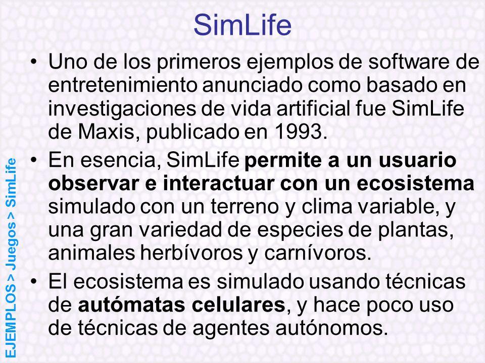 SimLife