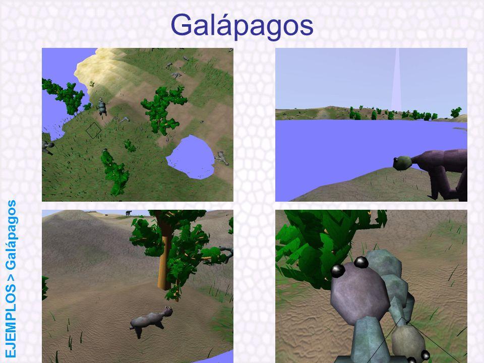 Galápagos EJEMPLOS > Galápagos