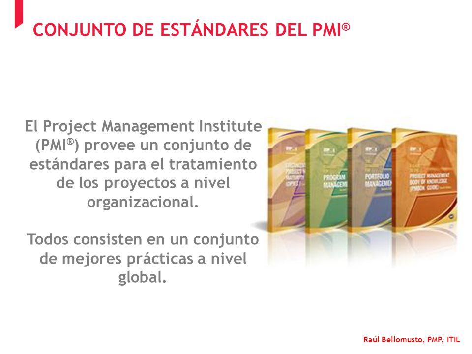 Todos consisten en un conjunto de mejores prácticas a nivel global.