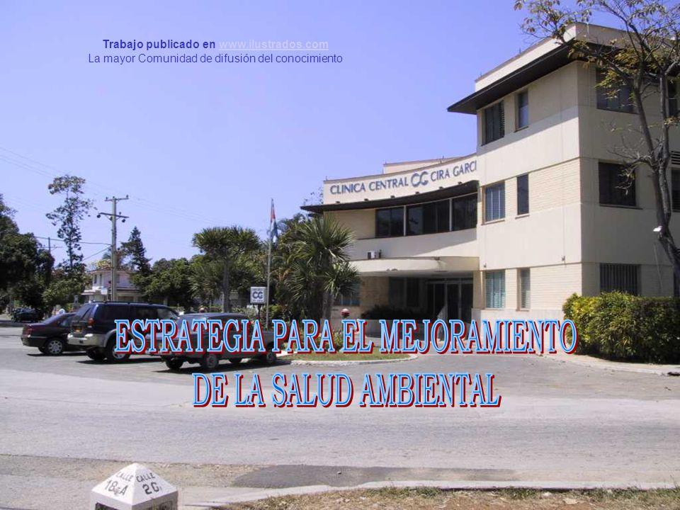 CLINICA CENTRAL CIRA GARCIA GRUPO DE SALUD AMBIENTAL