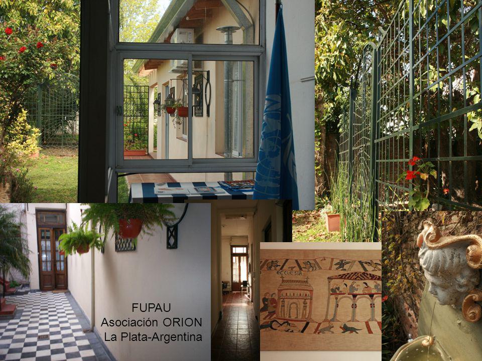 FUPAU Asociación ORION La Plata-Argentina