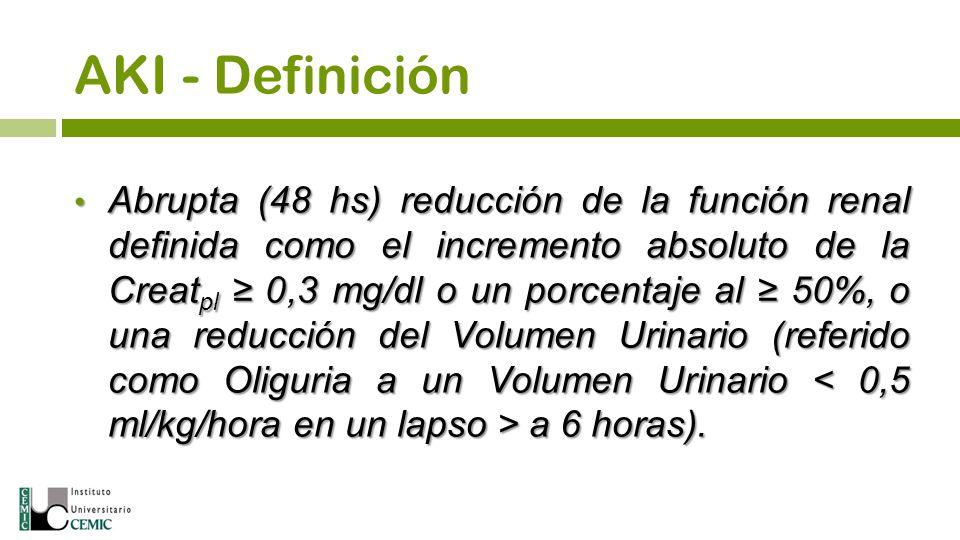 AKI - Definición