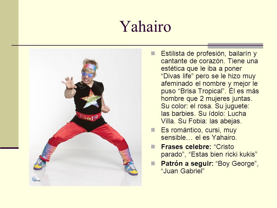 Yahairo