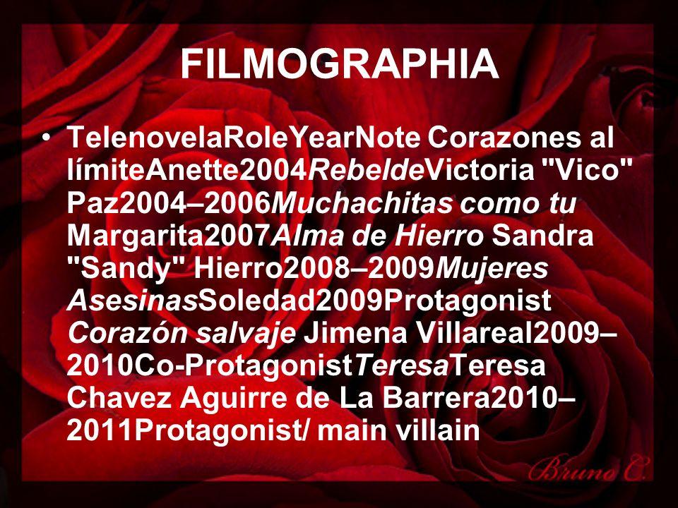 FILMOGRAPHIA