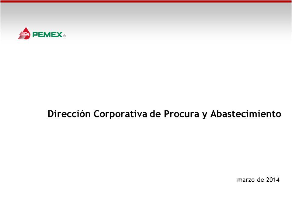 Dirección Corporativa de Procura y Abastecimiento