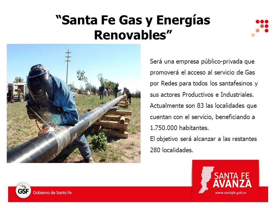Santa Fe Gas y Energías Renovables