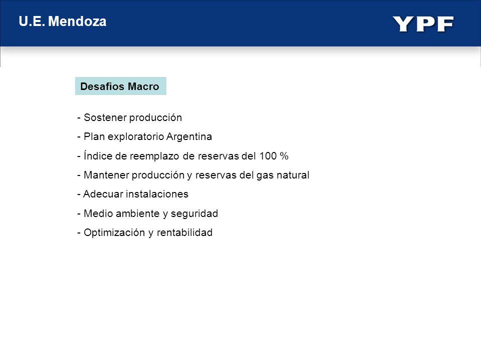 U.E. Mendoza Desafios Macro - Sostener producción