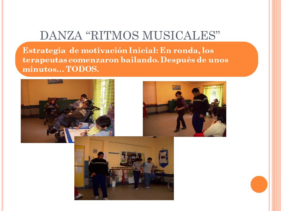 DANZA RITMOS MUSICALES