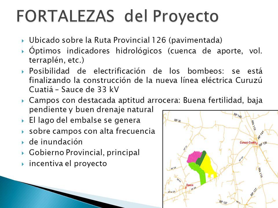 FORTALEZAS del Proyecto