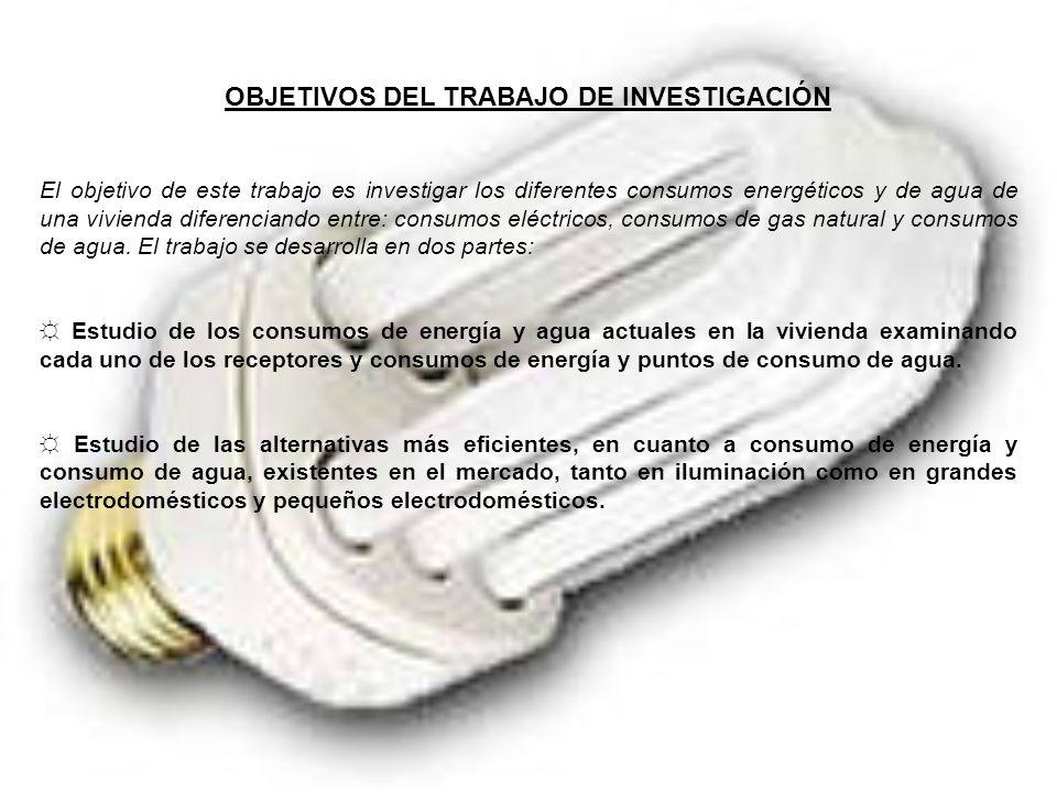 OBJETIVOS DEL TRABAJO DE INVESTIGACIÓN