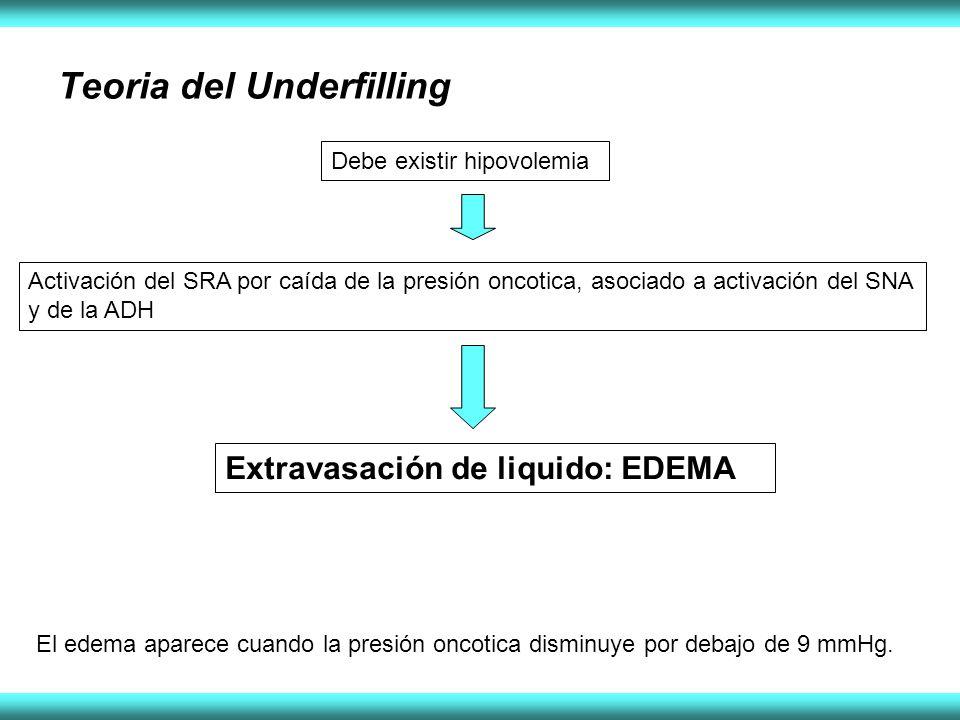 Teoria del Underfilling