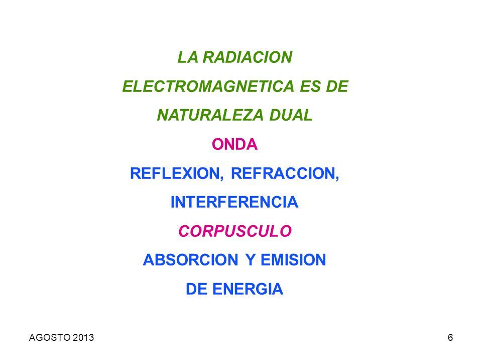 ELECTROMAGNETICA ES DE