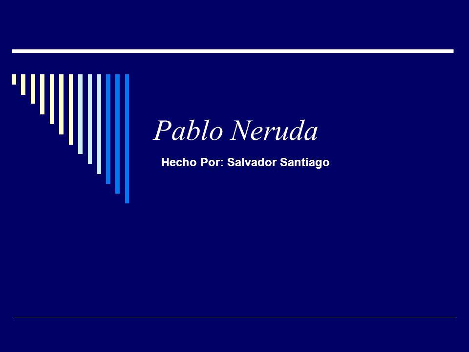 Hecho Por: Salvador Santiago