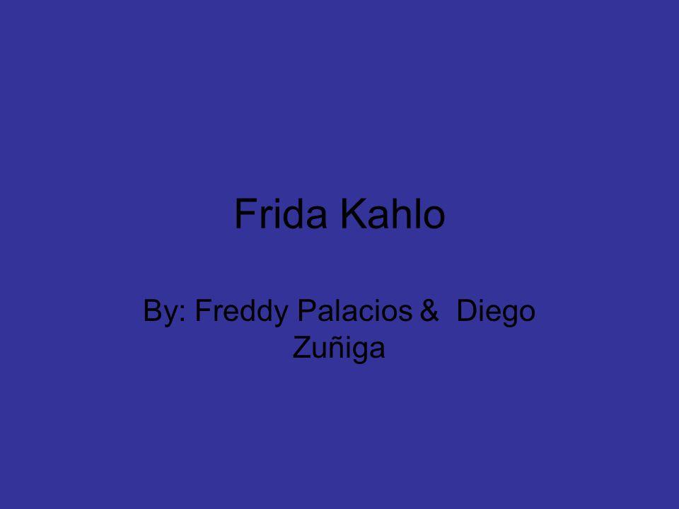 By: Freddy Palacios & Diego Zuñiga