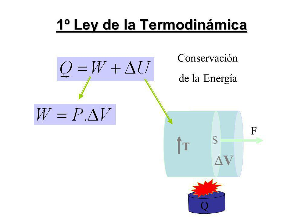 1º Ley de la Termodinámica