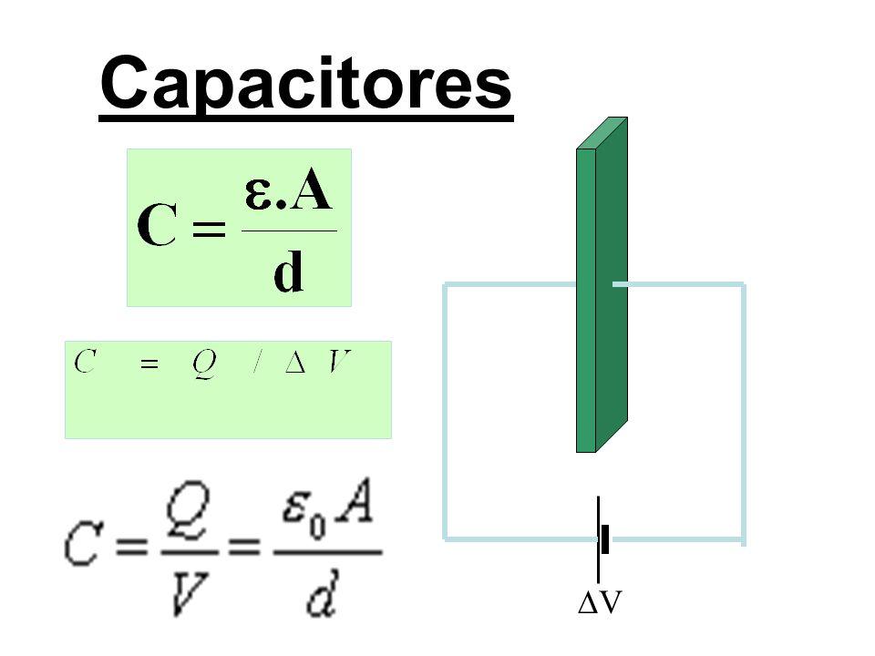 Capacitores V