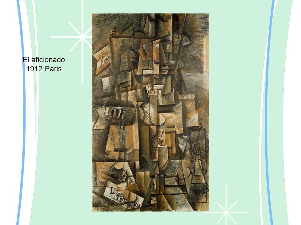 El aficionado 1912 Paris