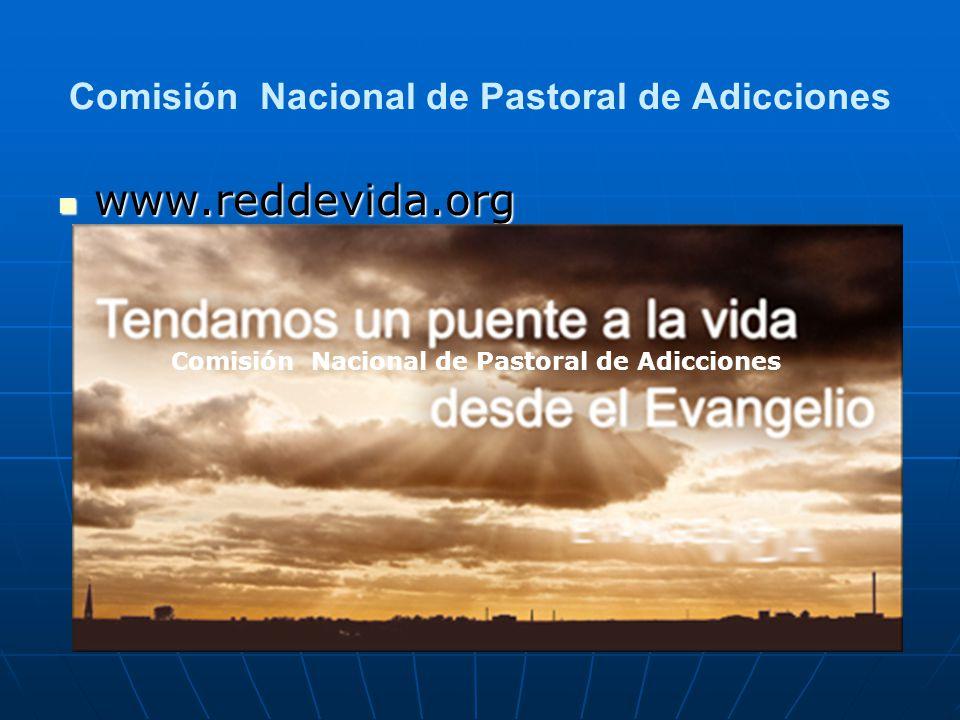 Comisión Nacional de Pastoral de Adicciones