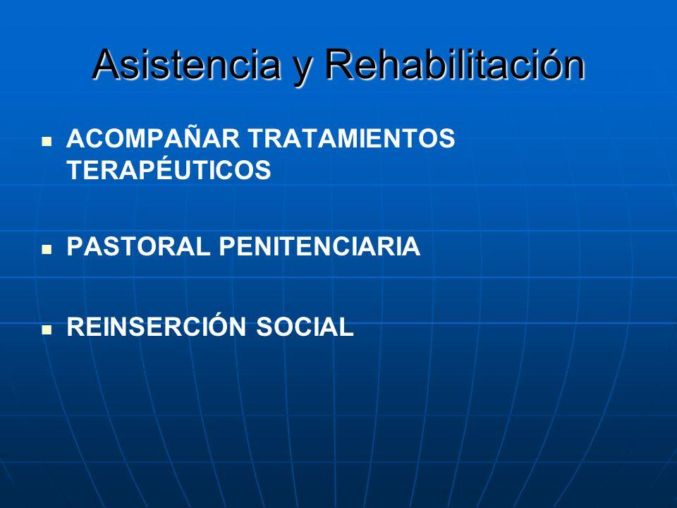 Asistencia y Rehabilitación