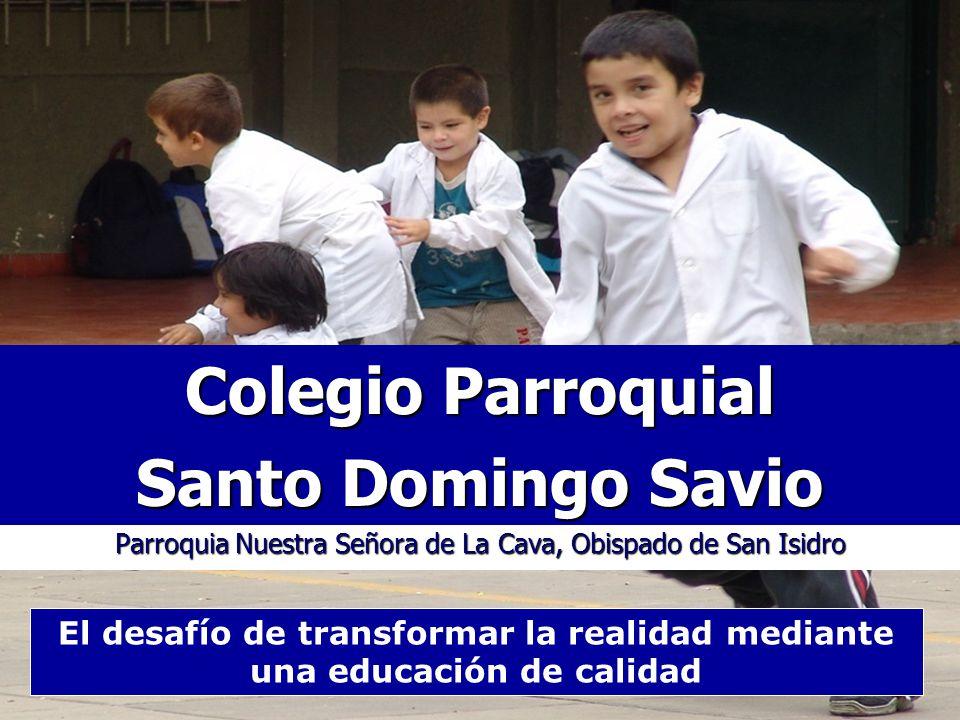 Colegio Parroquial Santo Domingo Savio
