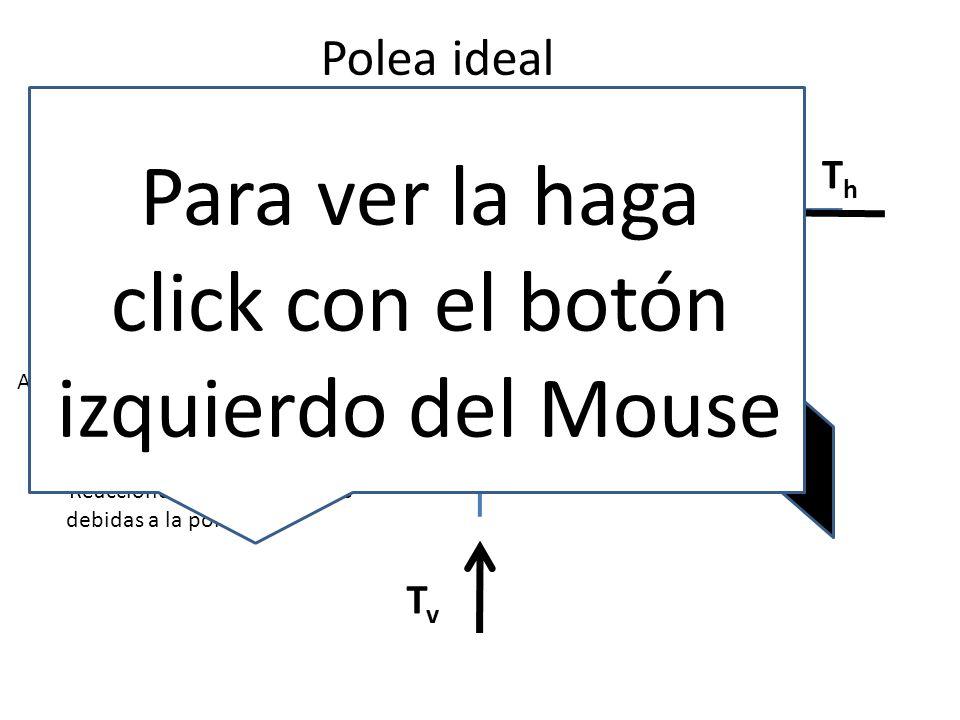 Para ver la haga click con el botón izquierdo del Mouse