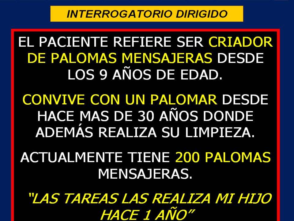PROBLEMA: COMO SE PUEDE REALIZAR EL DOSAJE DE PRECIPITINAS EN LA ARGENTINA SIN ANTIGENOS DISPONIBLES